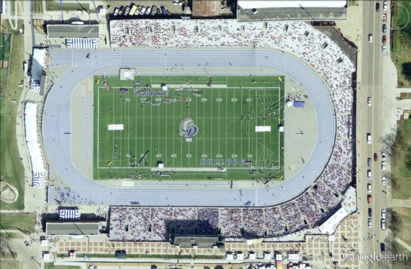Stades de football américain full ! USA Bulldo10