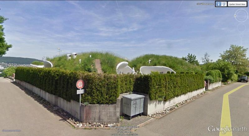 Maisons organiques de Peter Vetsch, Dietikon - Suisse Cachy10