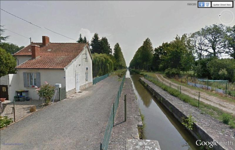 Diagonale européenne de Grense Jakobselv (NORVEGE) au Cap de Gate (ESPAGNE) - Page 6 Canal_12