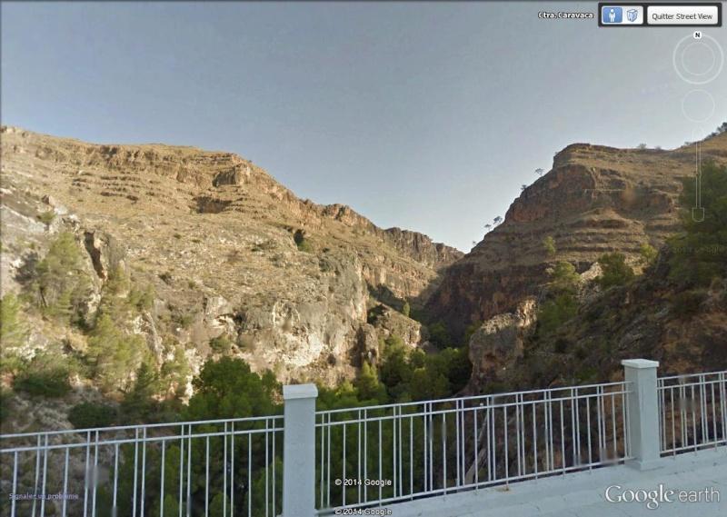 Diagonale européenne de Grense Jakobselv (NORVEGE) au Cap de Gate (ESPAGNE) - Page 8 Canyon10