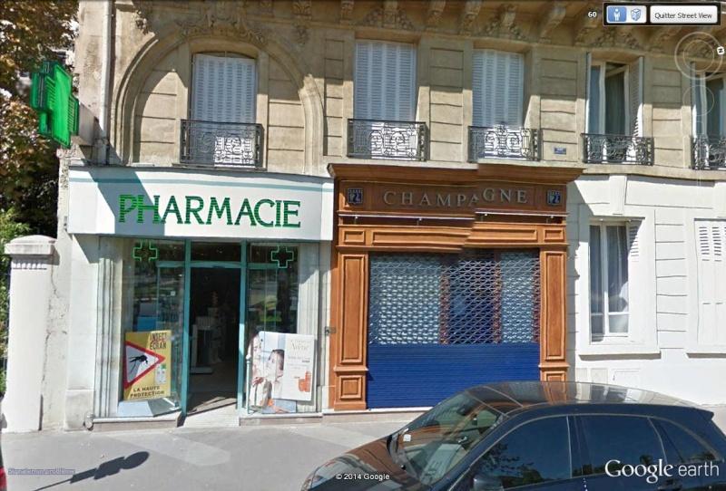 Visite de Paris en mode MONOPOLY - Page 3 Champ10