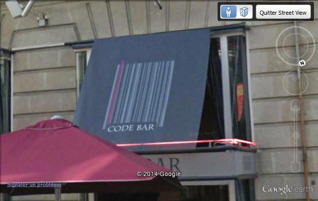 STREET VIEW : bistrots et  bars - Page 4 Codeba10