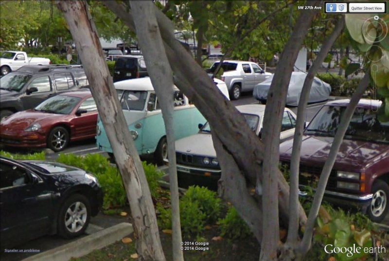 Les recherches automobiles de Zanza : Volkswagen T1 Split Combi_11