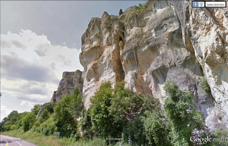 Les Rochers du Saussois (Yonne) : l'occasion de grimper sur des récifs coralliens Coraux10