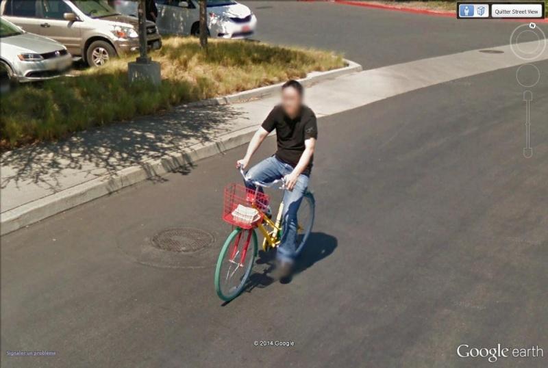 La Google Life à Mountain View, Californie Cycle10