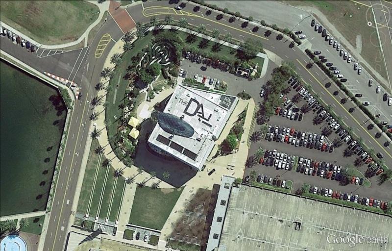 Le nouveau musée Salvador Dali à Saint Petersburg - Floride - USA Dali10