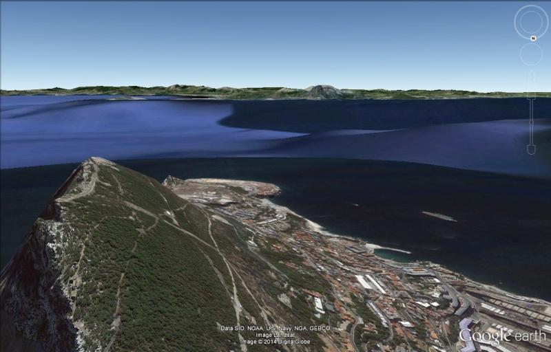 Le MAROC existe sur Google Earth (VENEZ ET PARTICIPEZ) Depuis10