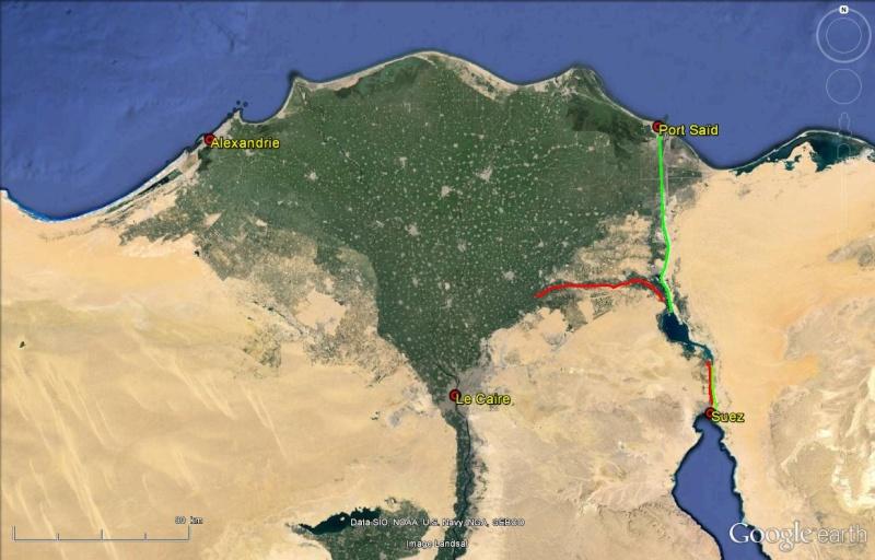 Le Canal des Pharaons : des travaux pharaoniques il y a près de 4000 ans. Deux_c10