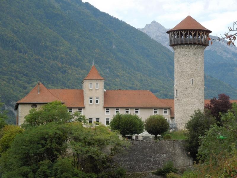 Château de Faverges, Haute-Savoie [Journées du Patrimoine] Dscn0210