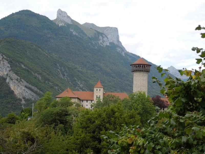 Château de Faverges, Haute-Savoie [Journées du Patrimoine] Dscn0211