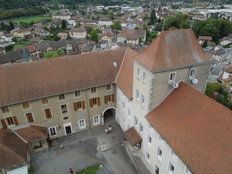 Château de Faverges, Haute-Savoie [Journées du Patrimoine] Dscn0212