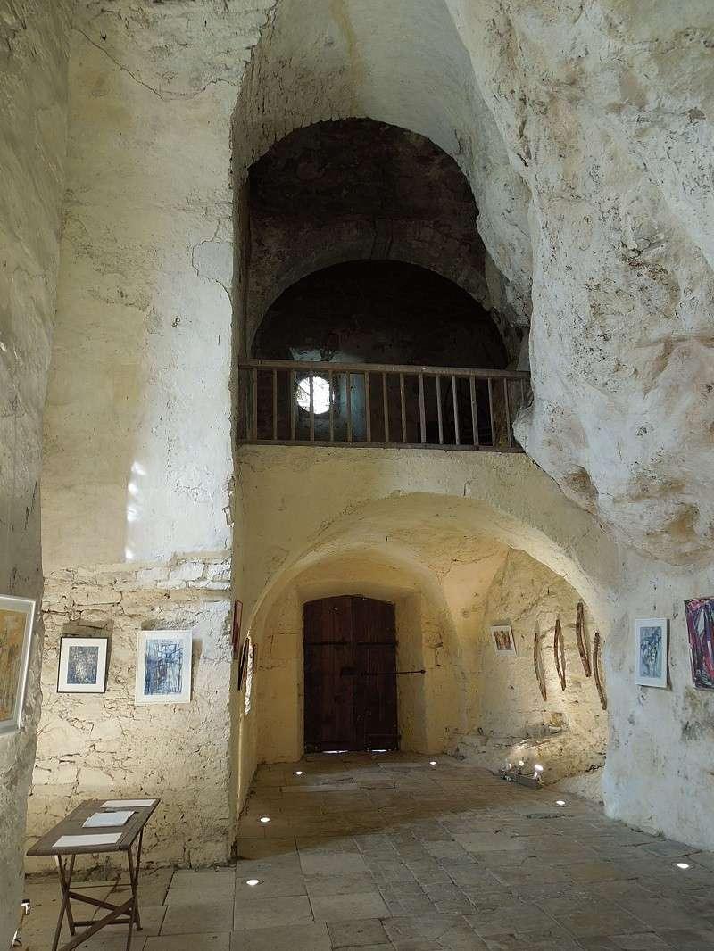 Les églises monolithes et troglodytiques    Dscn9121
