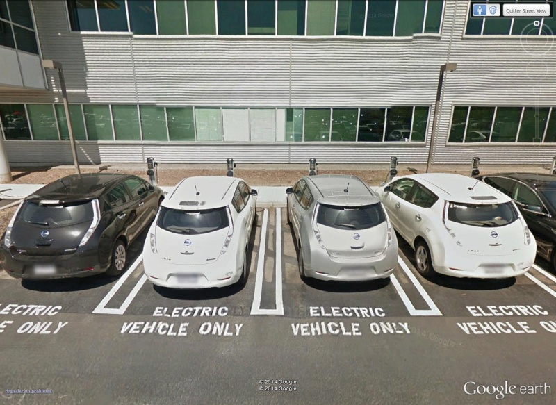 La Google Life à Mountain View, Californie Elec10