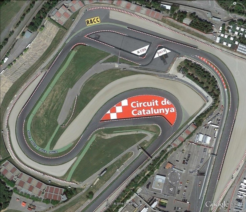 Circuits sports mécaniques Espace11