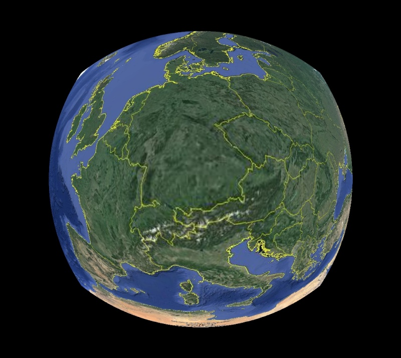 CATACLYSME MAJEUR : le monde tel qu'on le connaissait vient de changer de visage ! Europe10