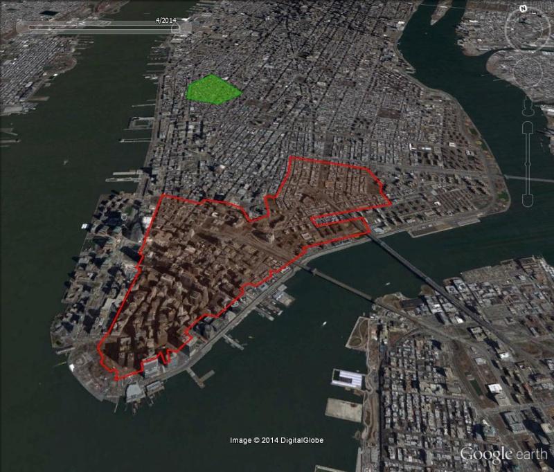 L'Histoire de New York Exode10