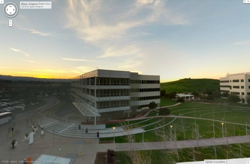 La Google Life à Mountain View, Californie Google11