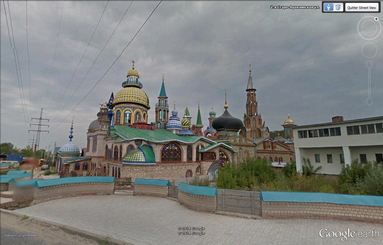 La Cathédrale de Kazan, Tatarstan - RUSSIE Kazan_10