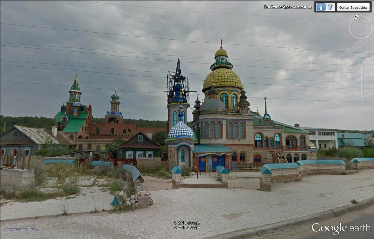 La Cathédrale de Kazan, Tatarstan - RUSSIE Kazan_13