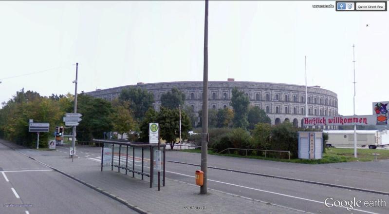 Google Earth remonte le temps : Berlin et autres villes Allemandes dans les années 1940 Kh10