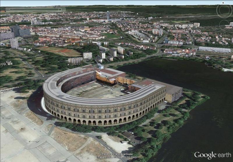 Google Earth remonte le temps : Berlin et autres villes Allemandes dans les années 1940 Kongre11