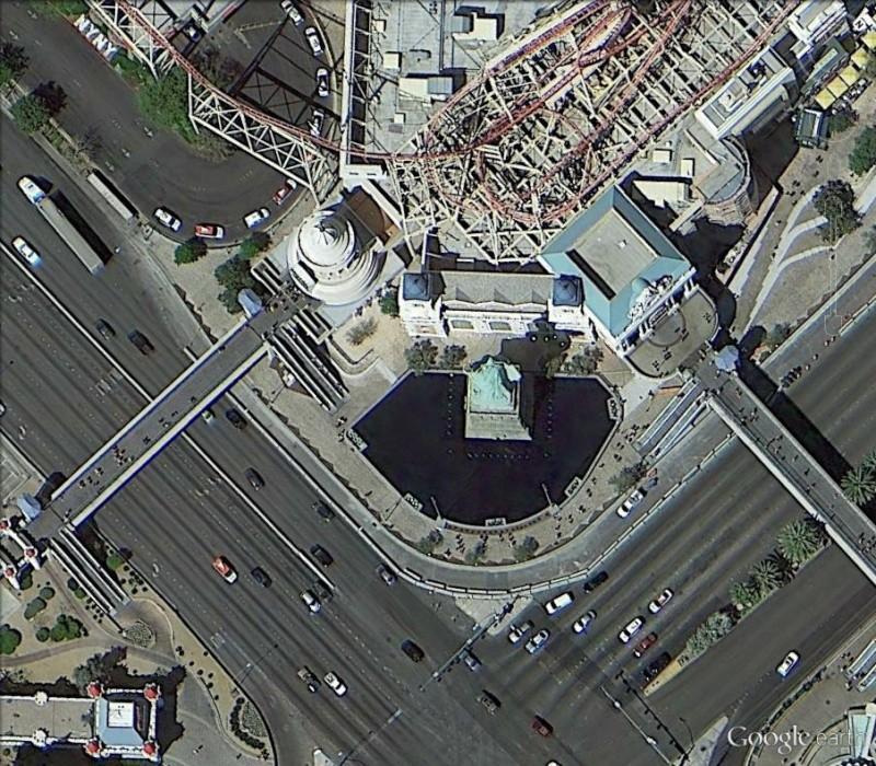 Statue de la Liberté = les répliques découvertes grâce à Google Earth Lv_lib10