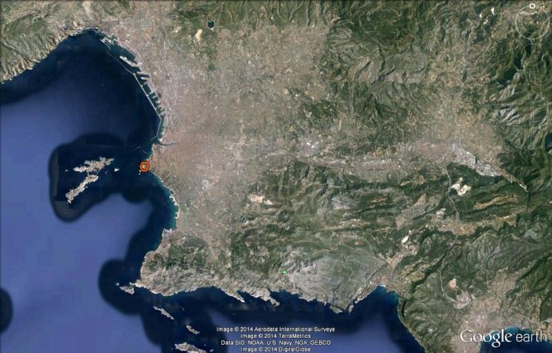 Google Mars… eille, Marseille, France Malmou10