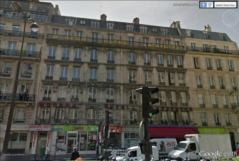Visite de Paris en mode MONOPOLY - Page 3 Modern10