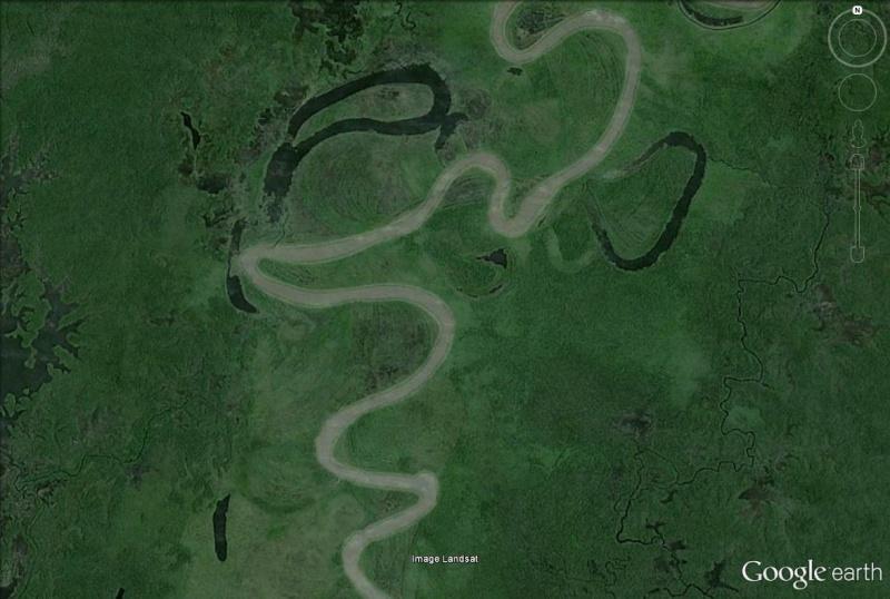 Les méandres d'un fleuve - Papouasie-Nouvelle-Guinée Myandr11