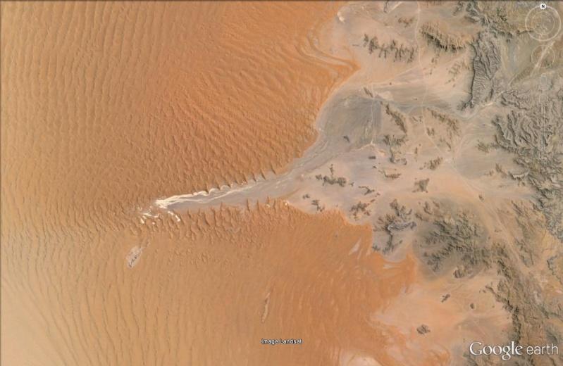 Désert en Afrique du Sud et Namibie Namib10
