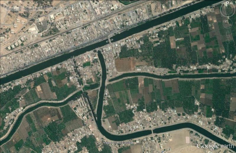 Le Canal des Pharaons : des travaux pharaoniques il y a près de 4000 ans. Pha_210