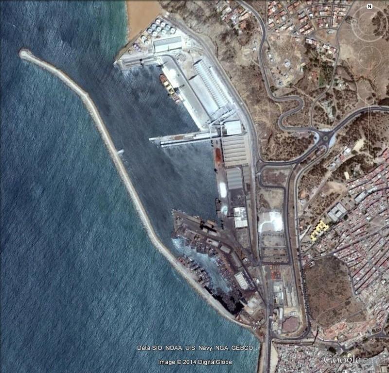 Le MAROC existe sur Google Earth (VENEZ ET PARTICIPEZ) Port_s10
