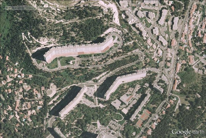 Google Mars… eille, Marseille, France Rouviy10