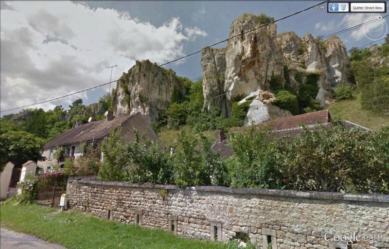 Les Rochers du Saussois (Yonne) : l'occasion de grimper sur des récifs coralliens Sausso12