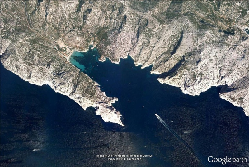Google Mars… eille, Marseille, France Sormio11