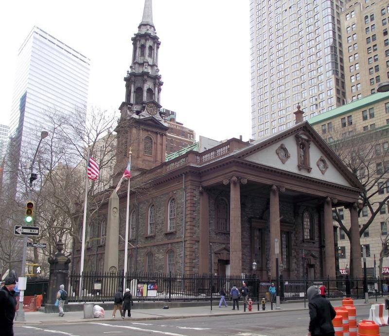 L'Histoire de New York St_pau10