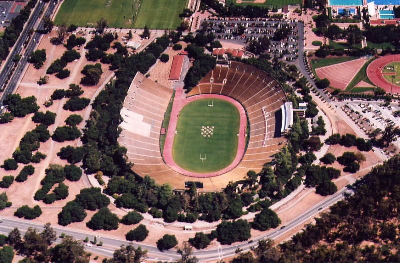 Stanford Stadium, Silicon Valley, Californie : la méthamorphose d'un stade Stanfo10
