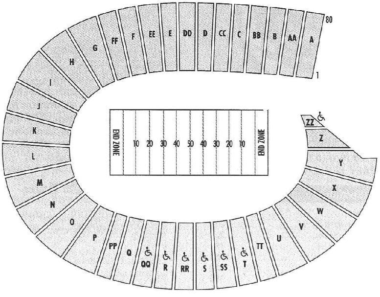 Stanford Stadium, Silicon Valley, Californie : la méthamorphose d'un stade Stanfo12