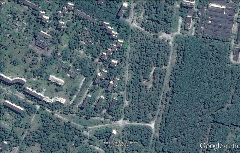 Centrale de Tchernobyl - Ukraine Tcher10