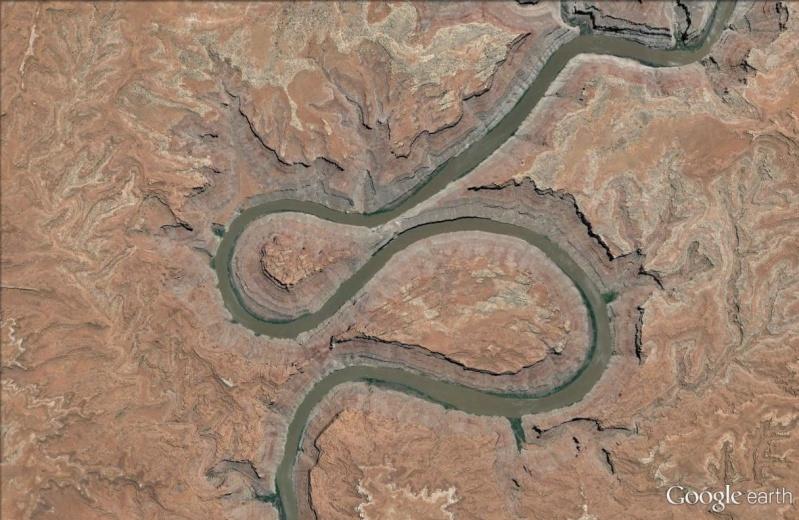 The Loop : les méandres parfaits du fleuve Colorado - Parc national de Canyonlands (Utah) :  The_lo10