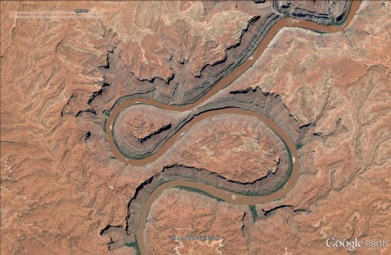 The Loop : les méandres parfaits du fleuve Colorado - Parc national de Canyonlands (Utah) :  The_lo13