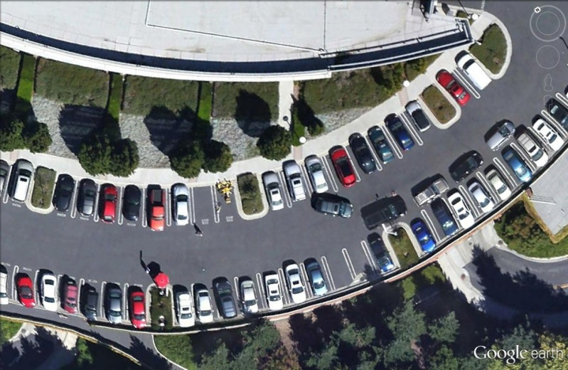 La Google Life à Mountain View, Californie Tricyy10