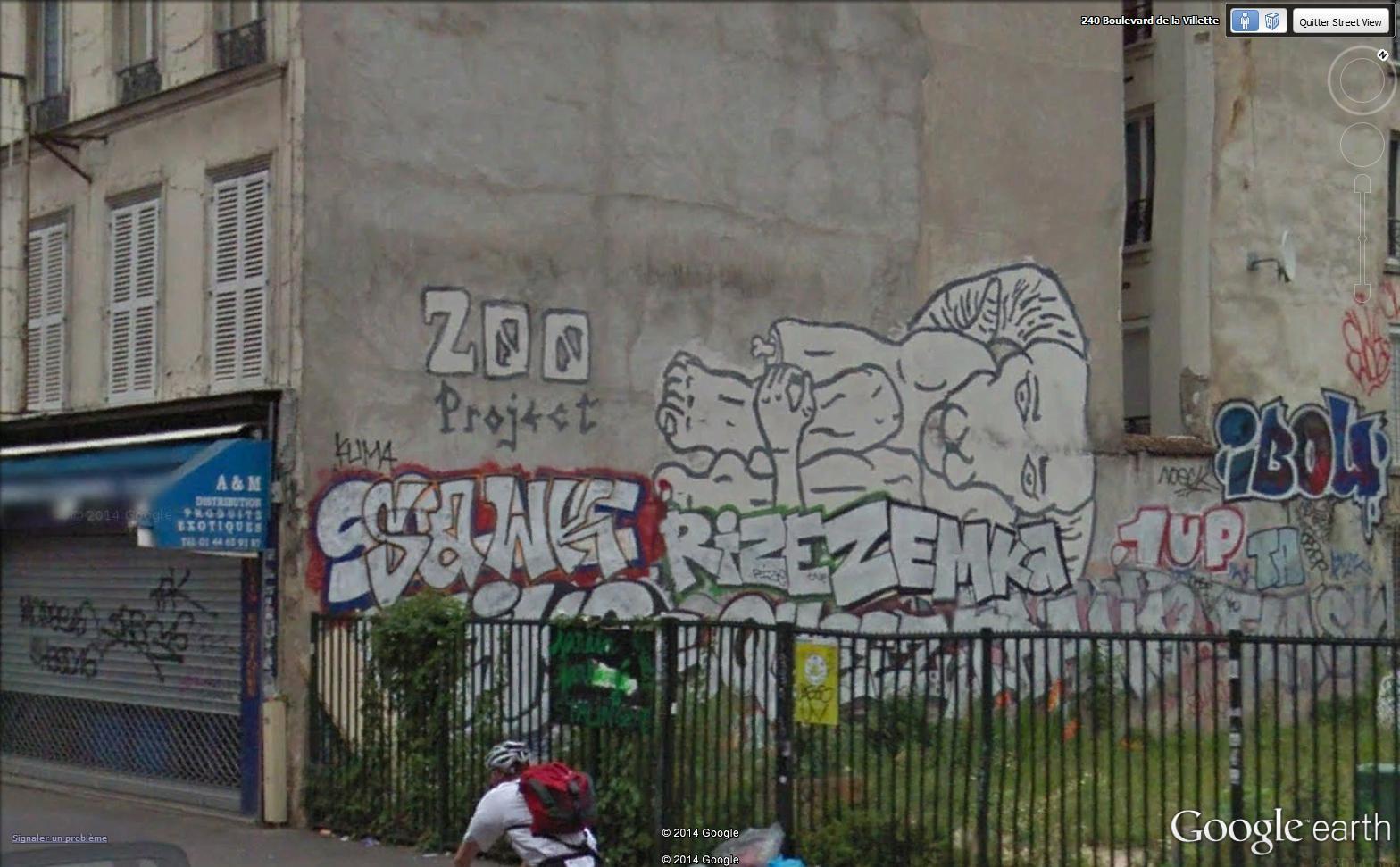 Bilal Berreni (alias Zoo Project). Hommage à un peintre urbain  Villet14