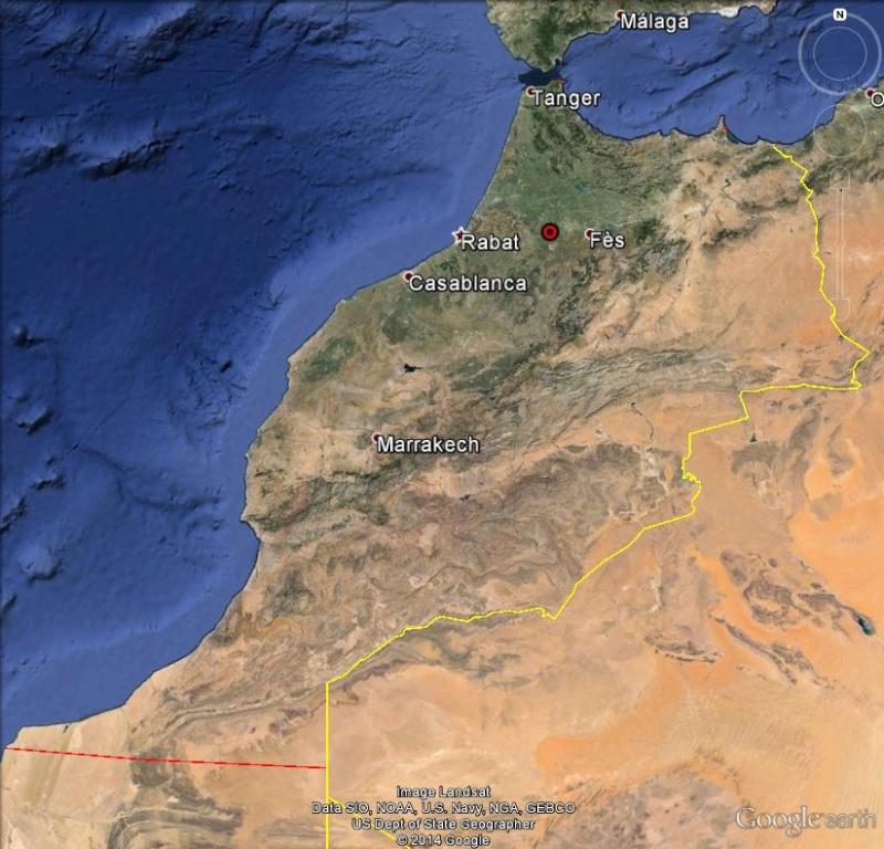 Le MAROC existe sur Google Earth (VENEZ ET PARTICIPEZ) Volub_10