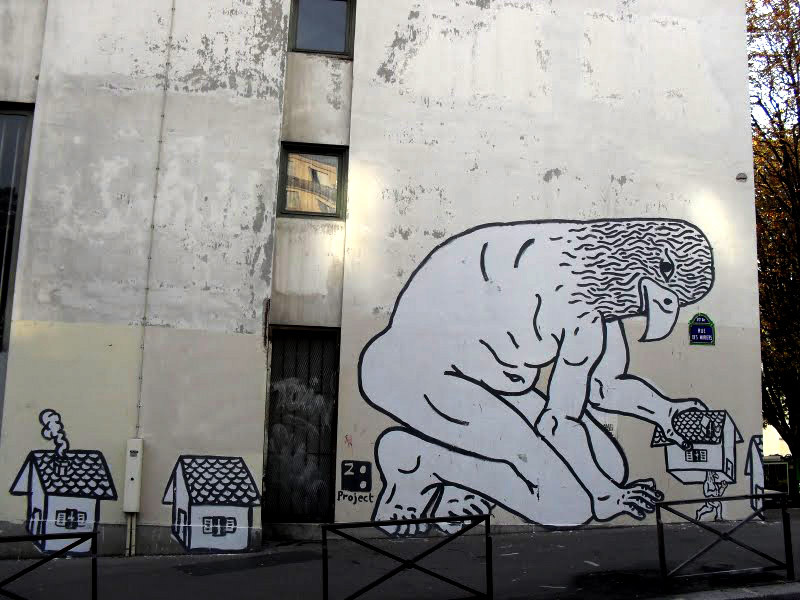 Bilal Berreni (alias Zoo Project). Hommage à un peintre urbain  Zoo-pr10