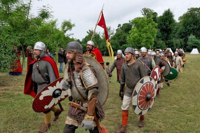 28 & 29 juin, journées vikings de Marle 10300110