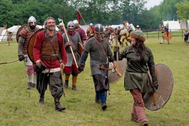 28 & 29 juin, journées vikings de Marle 10449410
