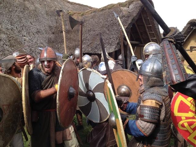 28 & 29 juin, journées vikings de Marle 10487410