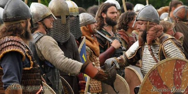 28 & 29 juin, journées vikings de Marle 14873410