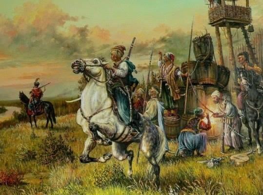 Галлерея   картин  и  фото  на  тему  казачества  Aa_110